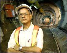 E Sreedharan - The Metro Man