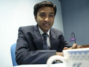 SUHAS GOPINATH, CEO & PRESIDENT, GLOBALS INC.
